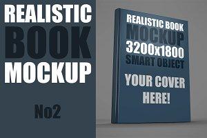 Realistic Book Mockup 2