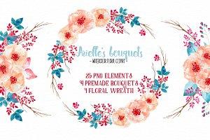 Arielle's bouquets RB-17