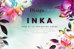 The Design Kit - Inka