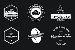 6 Coffee Shop Logos