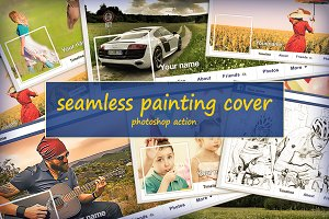 Seamless Painting Cover