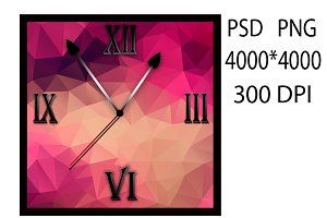 photo frame PSD PNG