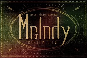Melody Font