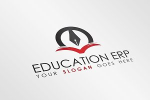 Education Logo Template V.2