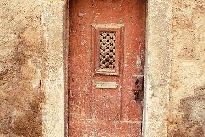 Door without number
