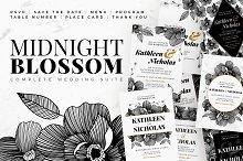 Midnight Blossom - Wedding Suite