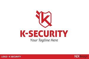 Security Company Logo - SK