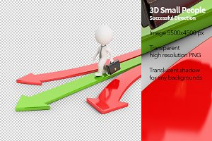 3D Small People - Direction