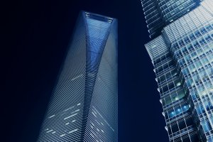 Shanghai buildings