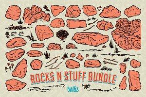 Vector Rocks N Things Bundle