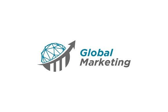 Global Marketing ~ Logo Templates on Creative Market