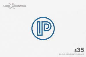Patrick Dason - Letter P Logo