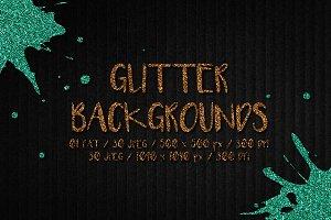 30 Glitter Patterns
