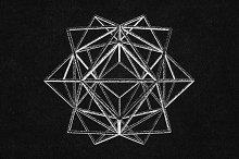 30 Geometric Polygons