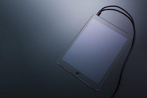 iPad Mockup #2
