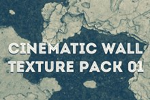 Cinematic Wall Texture Pack 01