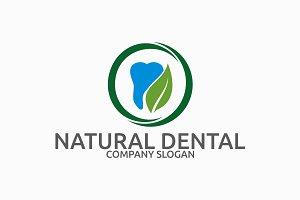 Natural Dental Logo