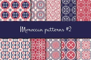 Moroccan Patterns #2