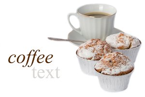 coffe and muffins