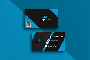Corporate Business Card #24