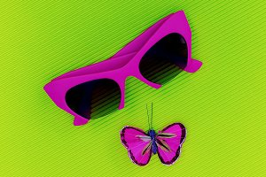 Fashion Ladyes Sunglasses
