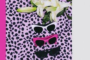 Stylish Sunglasses Set