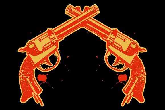Real Shotgun - Pistol Duo
