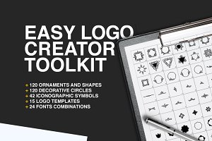 Easy Logo Design Creator Toolkit