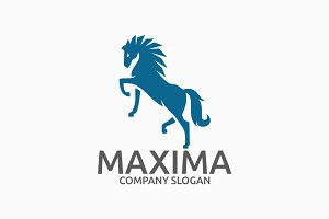 Maxima Horse Logo