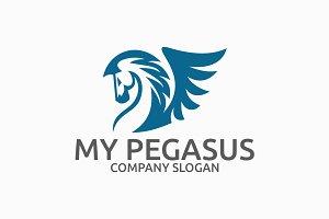 My Pegasus Logo