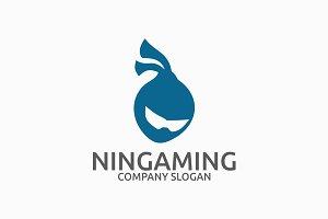 Ningaming - Ninja Logo