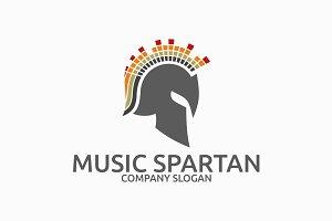 Music Spartan Logo