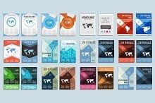 Vector bundle brochures template