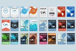 Vector bundle brochures template
