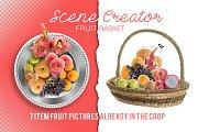 Scene Creator Fruit Basket