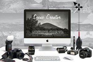 Scene Creator Photgraphy Equipment