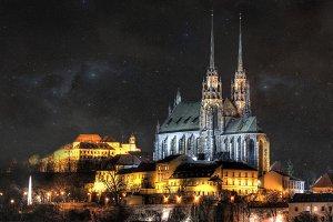 Brno city