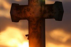 Cross INRI