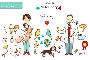 Profession. Veterinary.