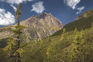 Gerlach - mountain peaks
