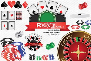 Casino Royale Vol.2 - illustrations