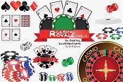Casino Royale Vol.2 - illustrations