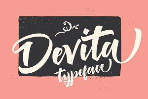 (30% OFF) Devita Font