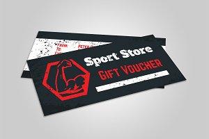 Sport Gift Voucher