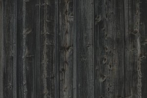 Discolored wooden texture