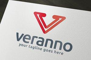 Veranno Logo Template