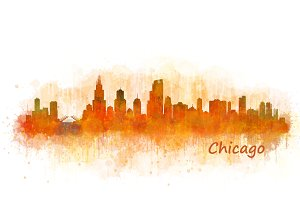 ChicagoCityscape Skyline