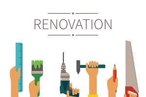 Renovation & reconstruction