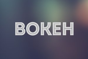Bokeh Backgrounds Bundle 01