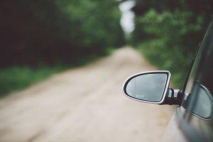 Car mirror #1